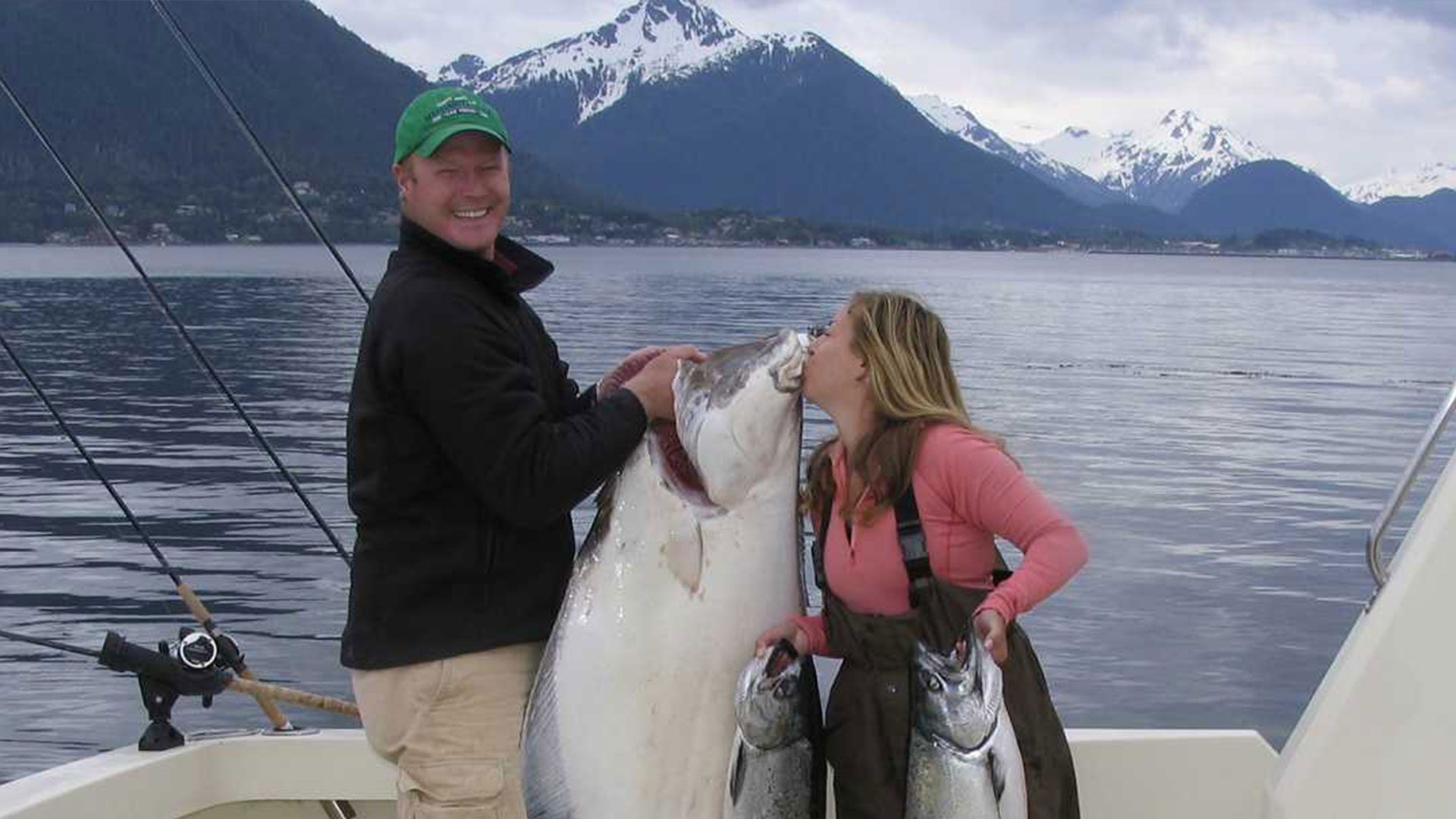 Alaska fishing trip at talon fishing lodge sitka ak for Sitka fishing lodges