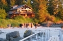 alaska fishing lodge on private island