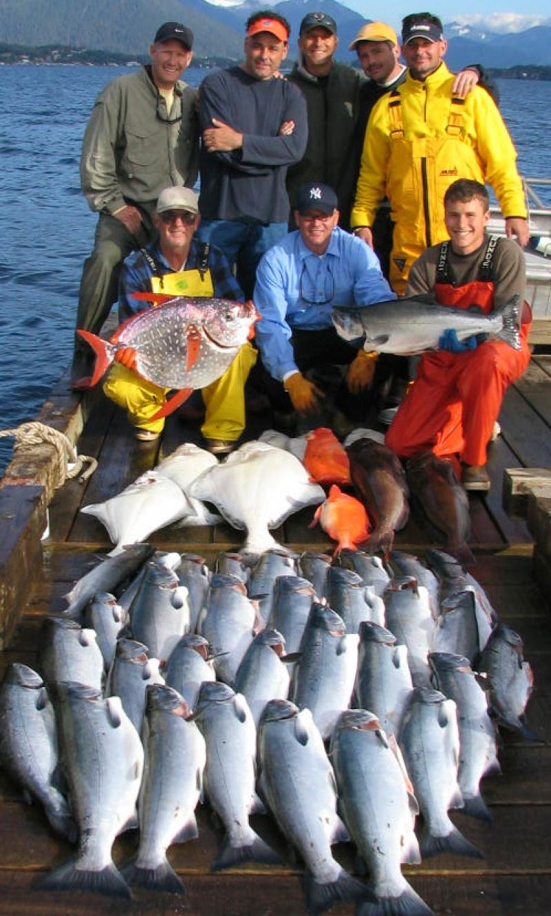 Kings silvers and an opa hawaiian moon fish for Hawaiian moon fish